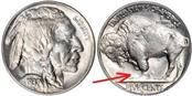 UNITED STATES Coin 1938-D BUFFALO NICKEL